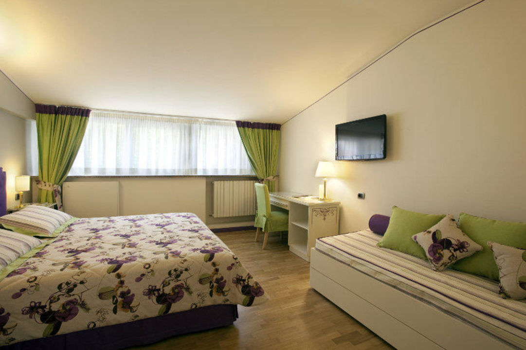 Family room 35 Hotel Posta