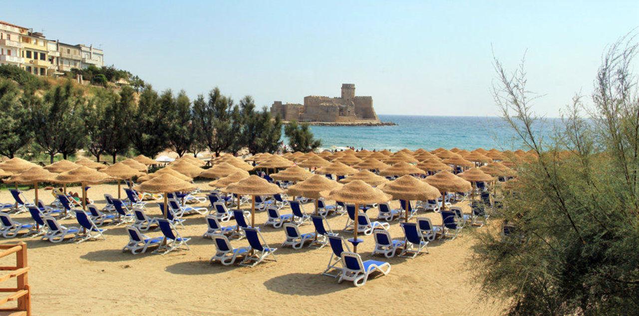 Spiaggia Hotel Villaggio Baia degli Dei