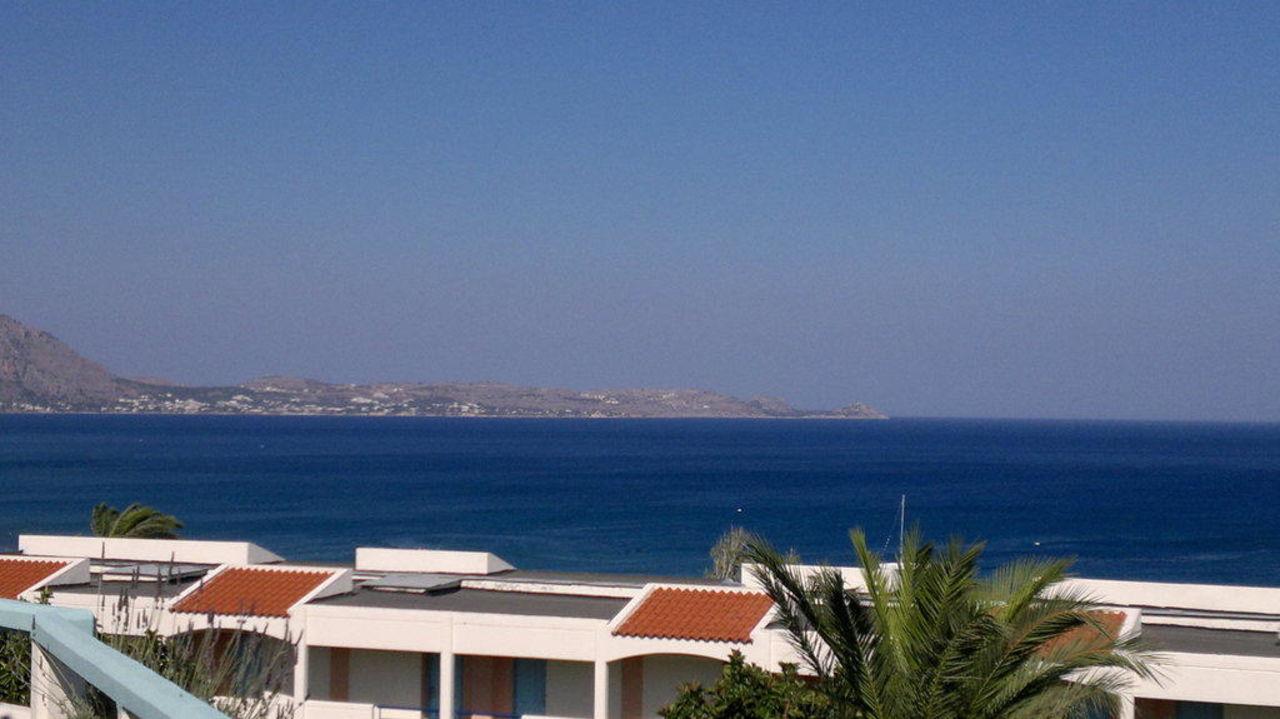 "Bild ""Balkon"" zu Hotel Rodos/Rhodos Princess Beach in Kiotari"