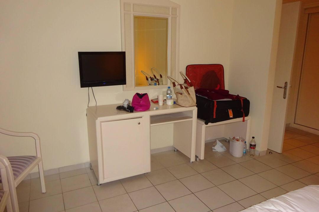 Kommode Mit Fernseher Euphoria Palm Beach Resort Manavgat