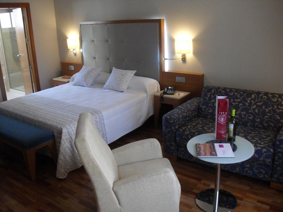 Zimmer Hotel Santa Cecilia