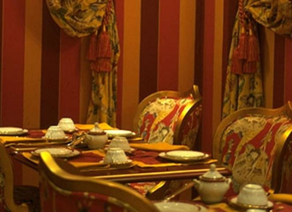 Der Speisesaal 4 Sterne VillaRoyale Paris Villa Royale