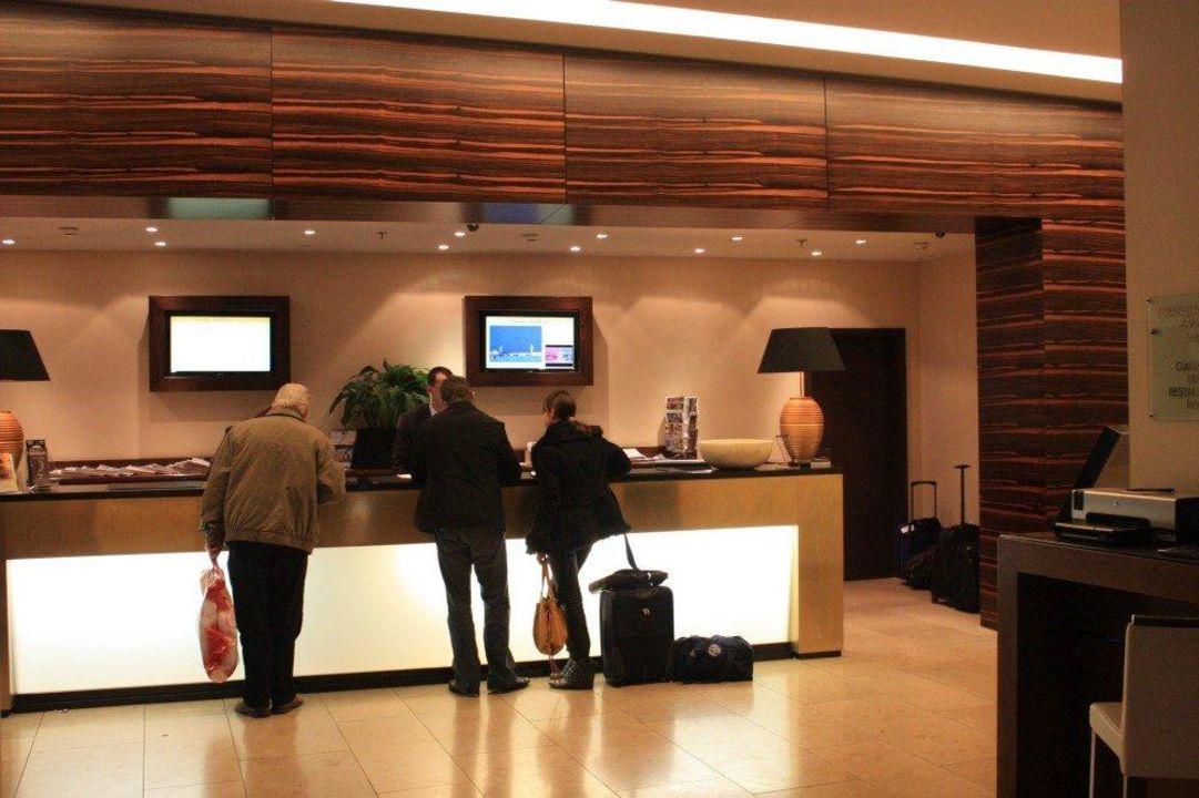 Badezimmer Ameron Hotel Regent