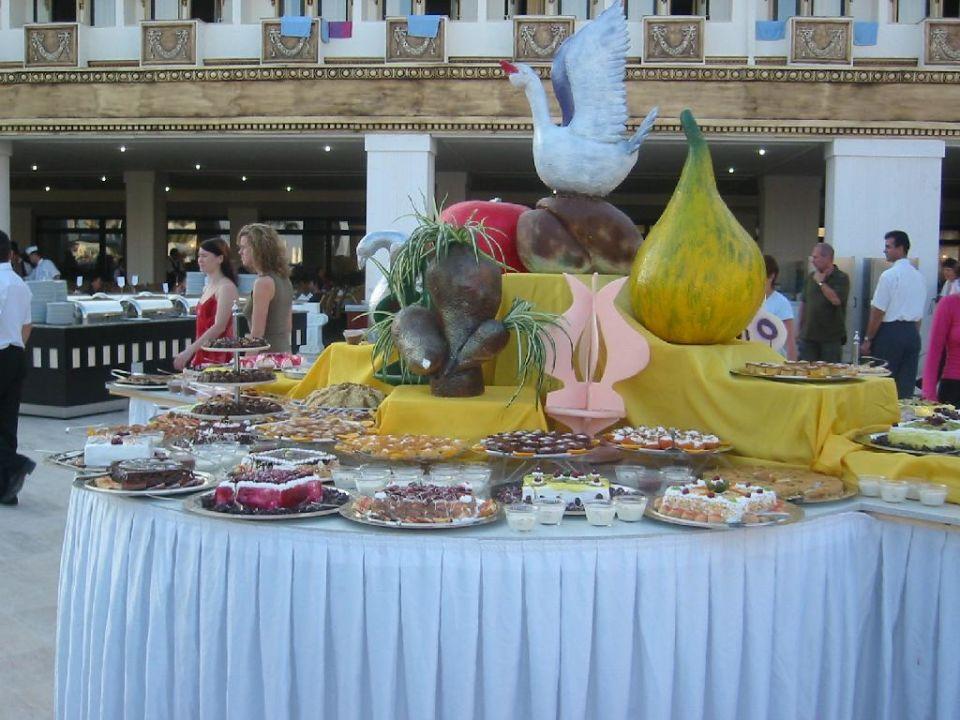 Buffet Hotel Cesars Temple DeLuxe Belek