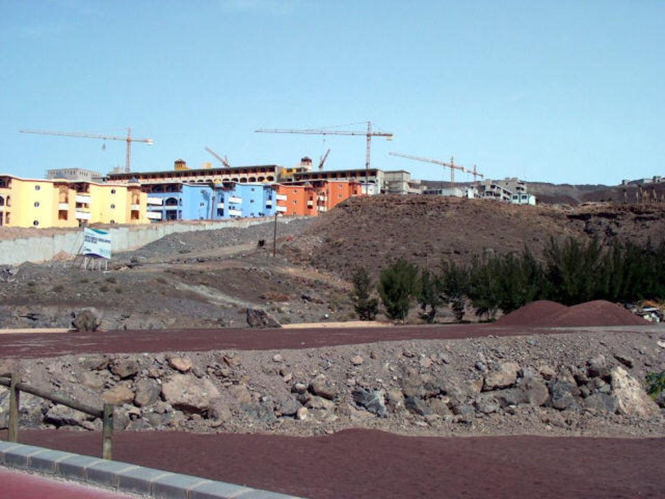 Baustelle neben Iberostar Palace Fuerteventura IBEROSTAR Fuerteventura Palace