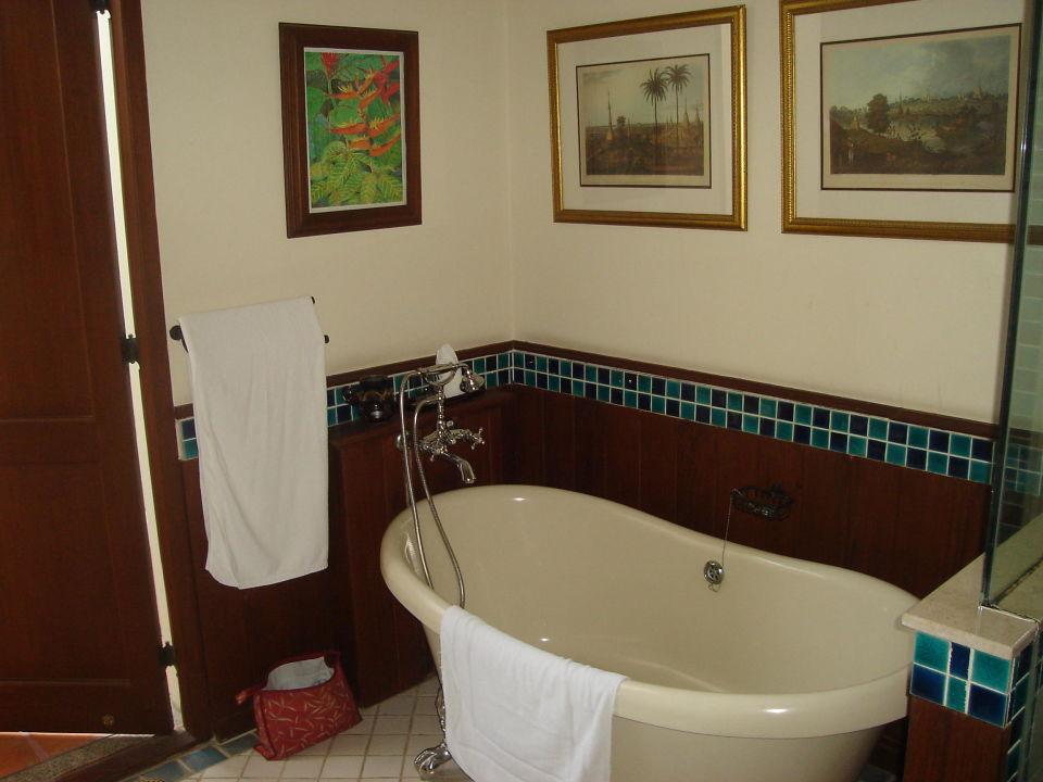 Blick vom Pool Hotel Ariyasomvilla