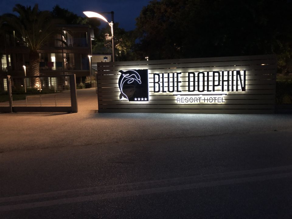 Sonstiges Hotel Blue Dolphin