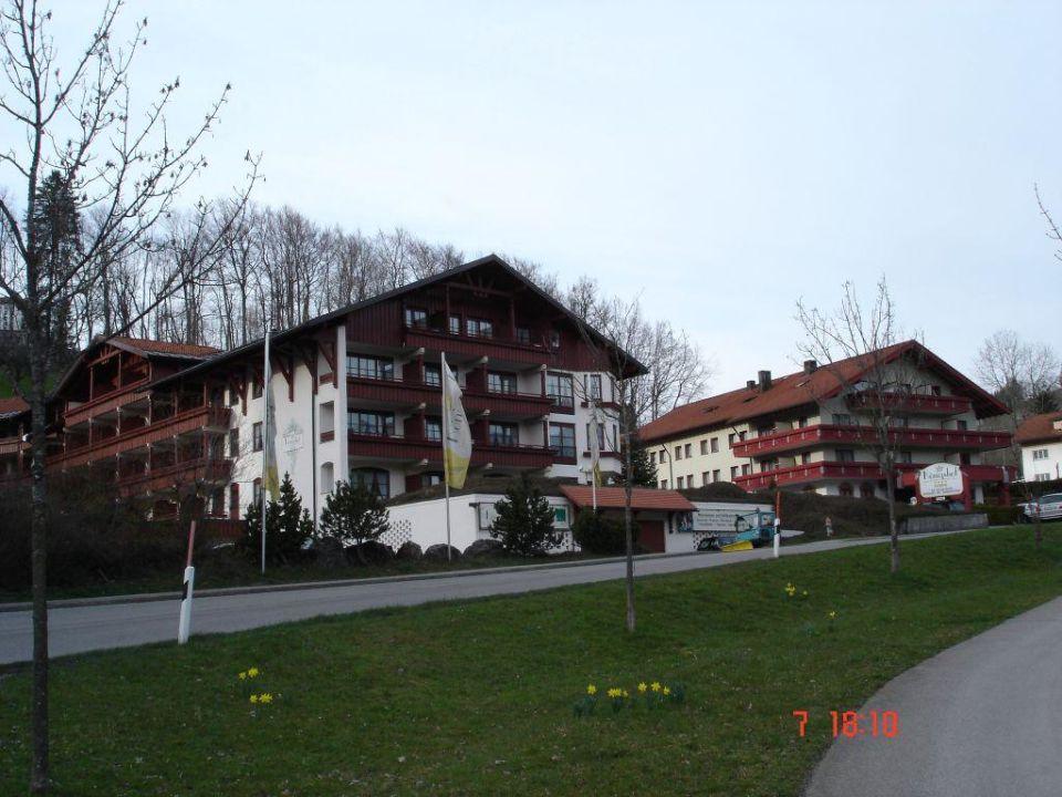 Außenansicht Königshof Hotel Resort