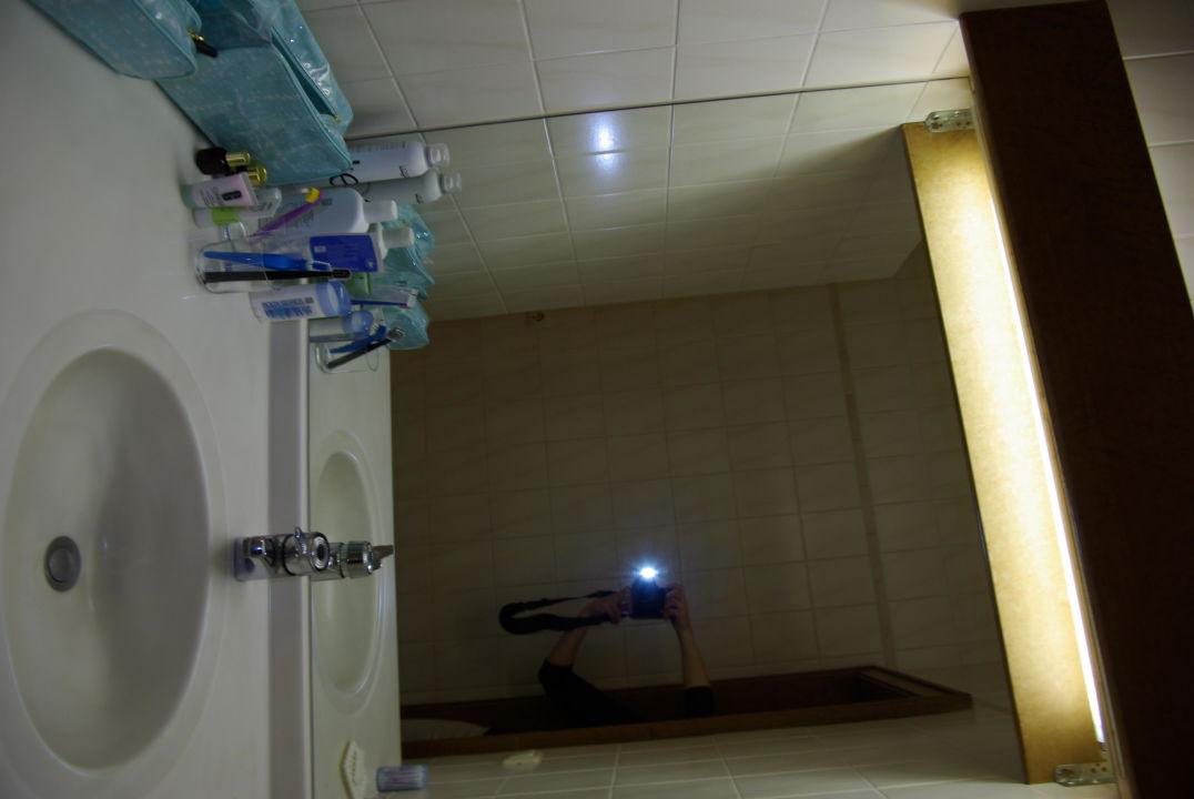 Waschbecken Hotel Jedermann