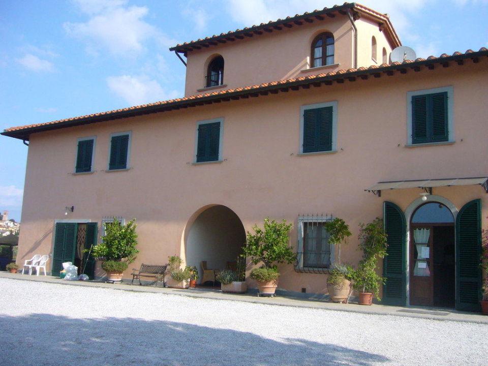 Haupthaus Hotel Isola Verde