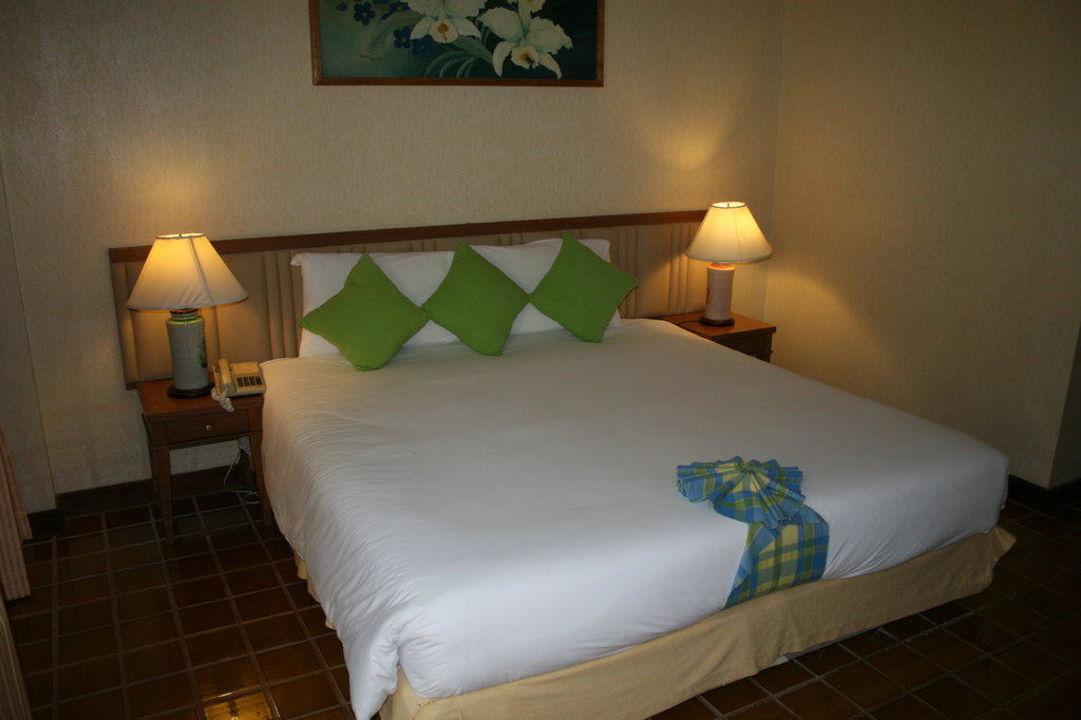 Sauber und absolut ausreichend Hotel Samui Natien