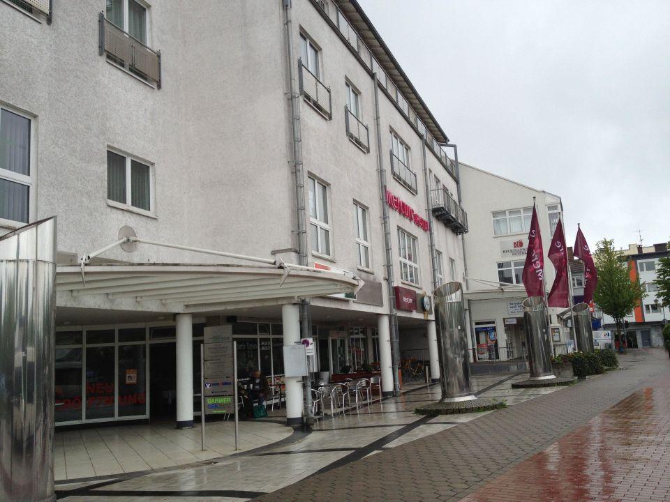 Hotel von außen Mercure Hotel Bad Oeynhausen City (Bad