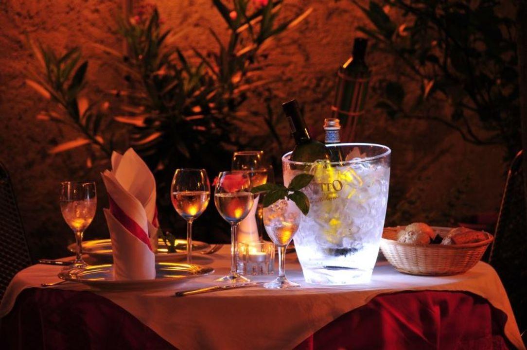 Restaurant Terrasse Hotel Santo
