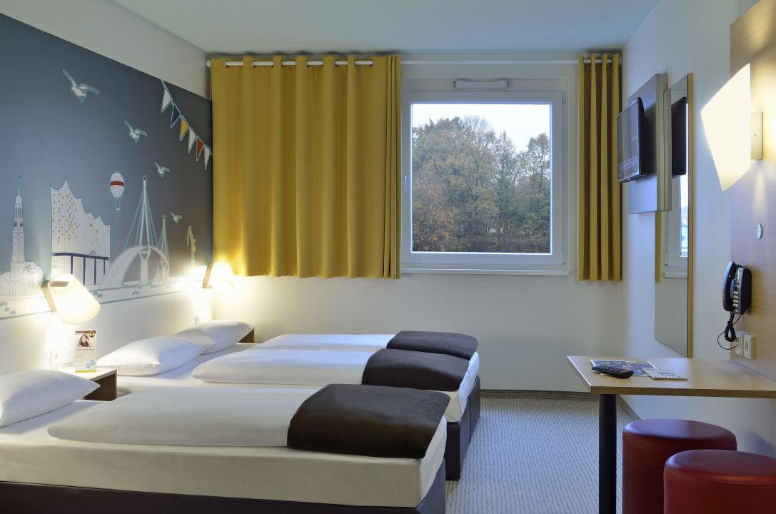 familienzimmer f r 3 personen b b hotel hamburg nord. Black Bedroom Furniture Sets. Home Design Ideas