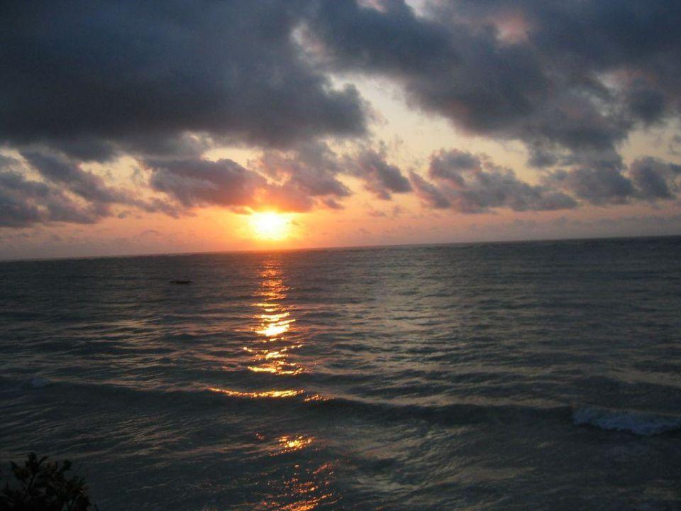 Sonnenuntergang Baobab Beach Resort & Spa