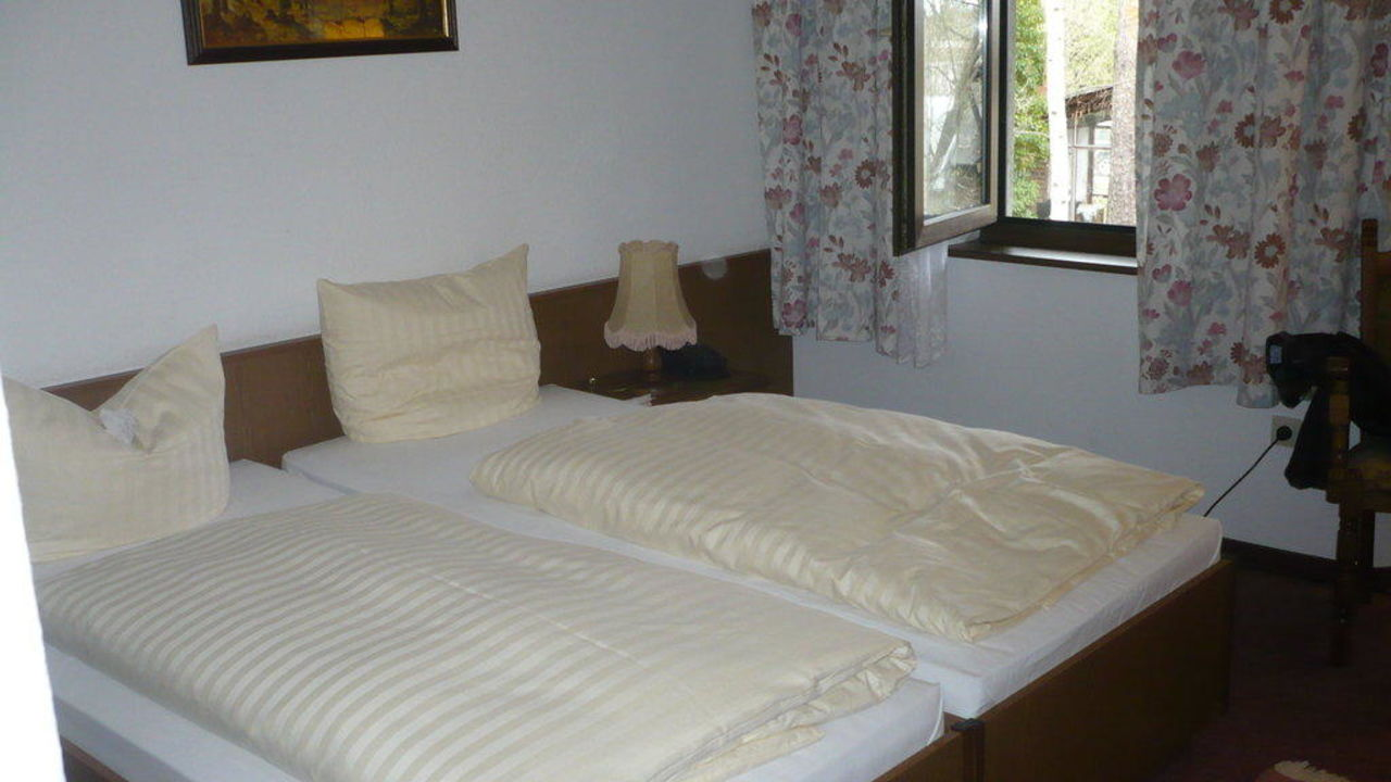 Unser Zimmer Hotel & Restaurant Haus Irmer