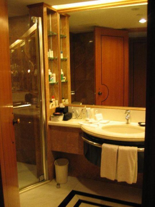 Bad Hotel Harbour Grand Kowloon