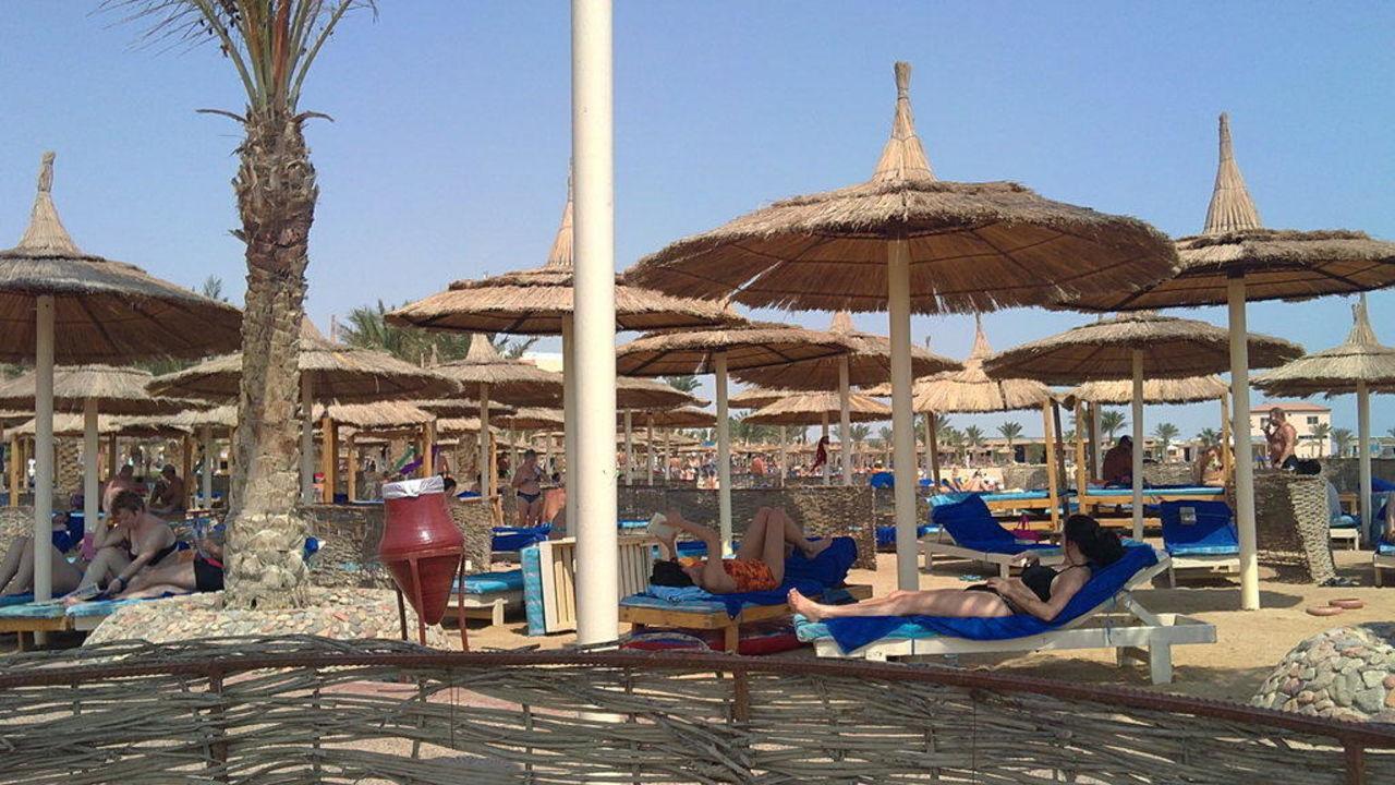 Hausstrand Beach Albatros Resort