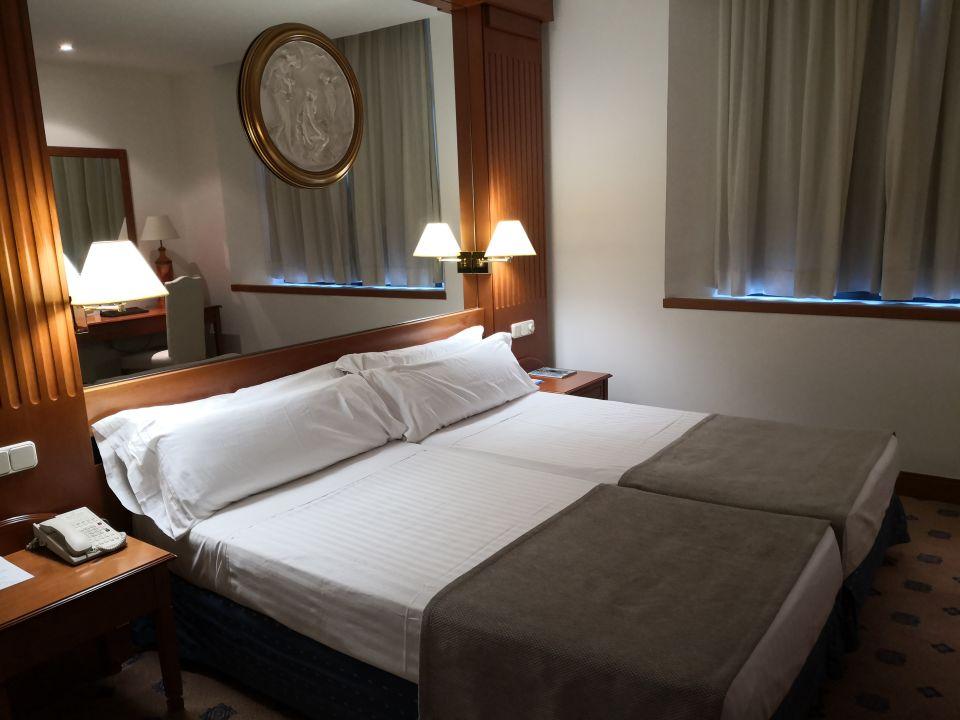 Zimmer Hotel Melia Granada