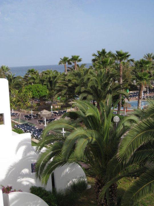 Vom Balkon Grand Palladium White Island Resort & Spa