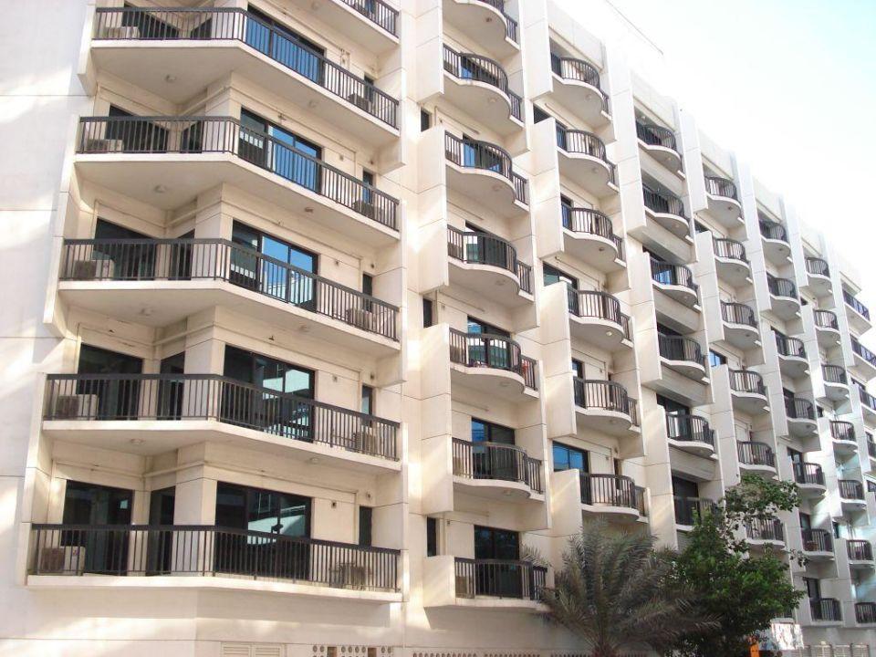 Hotel Golden Sands 3 - Außenansicht Golden Sands Hotel Apartments