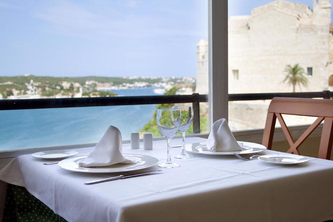 Restaurante Hotel Catalonia Mirador des Port