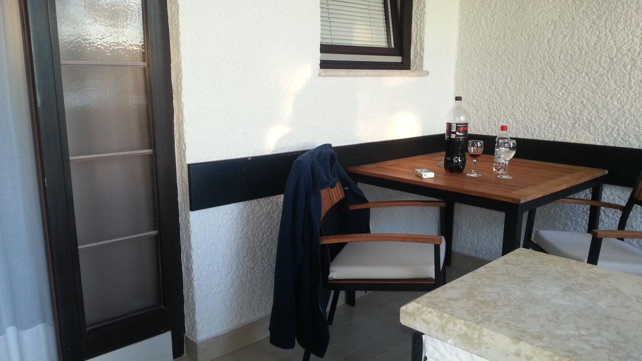 bild sch ne gro e terrasse zu villa laguna galijot in porec. Black Bedroom Furniture Sets. Home Design Ideas