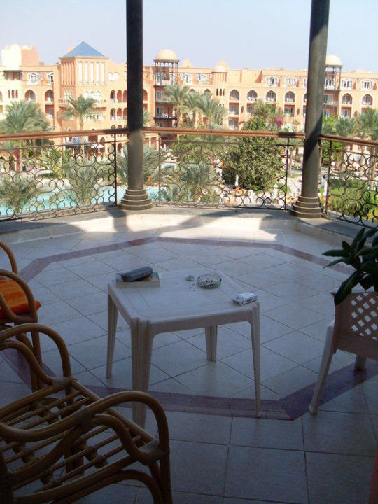 Unser Balkon The Grand Resort
