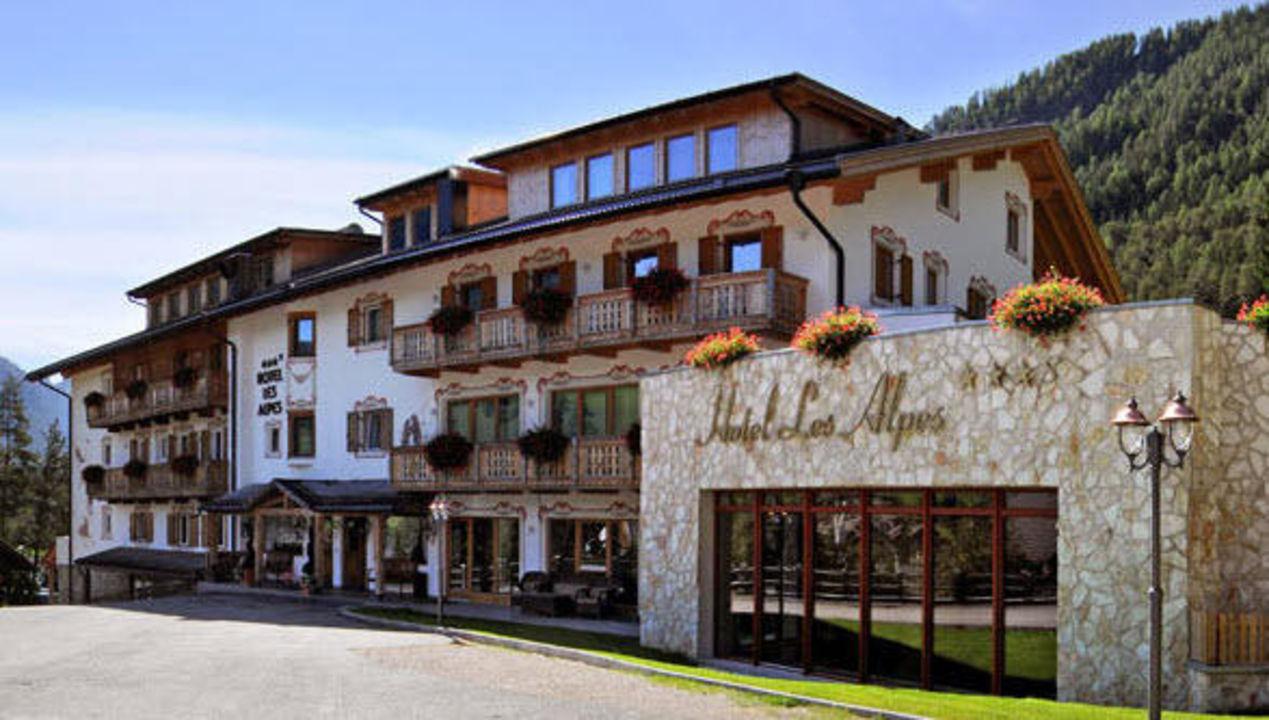 Hotel Les Alpes St Vigil