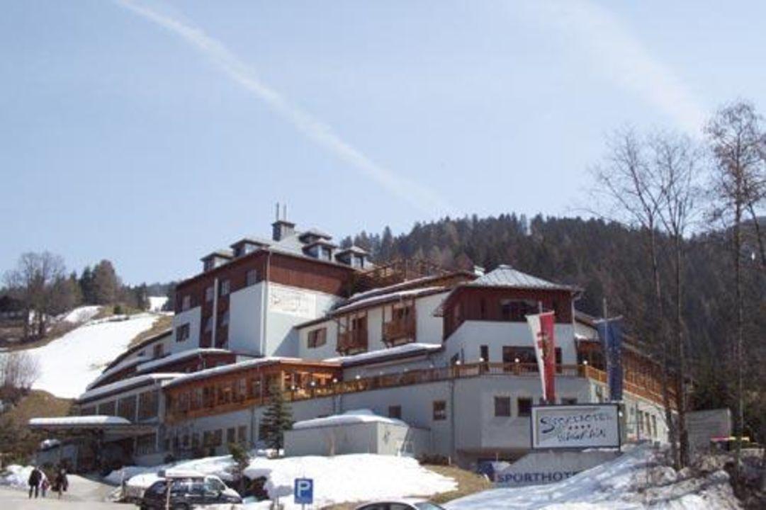 Außenansicht, Sporthotel Wagrain, Österreich Sporthotel Wagrain