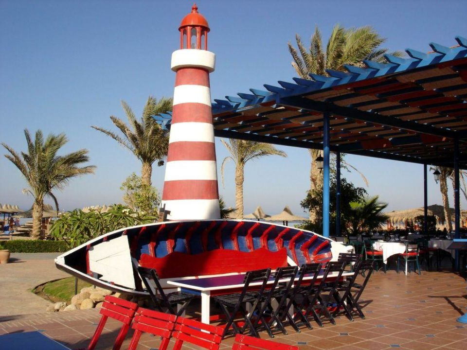 Restaurant am Strand TUI MAGIC LIFE Sharm el Sheikh