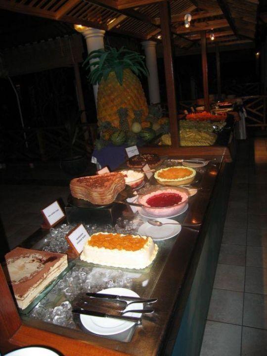 Nachtisch Sun Island Resort & Spa