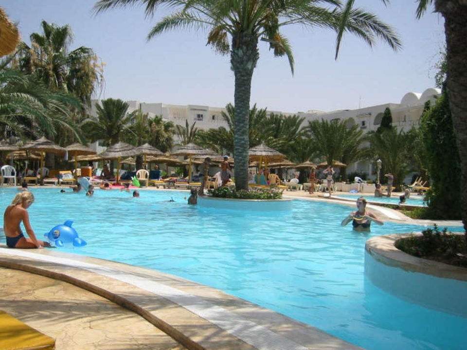 Hotel Houda Golf & Beach Club - Pool 2 Hotel Houda Golf & Beach Club