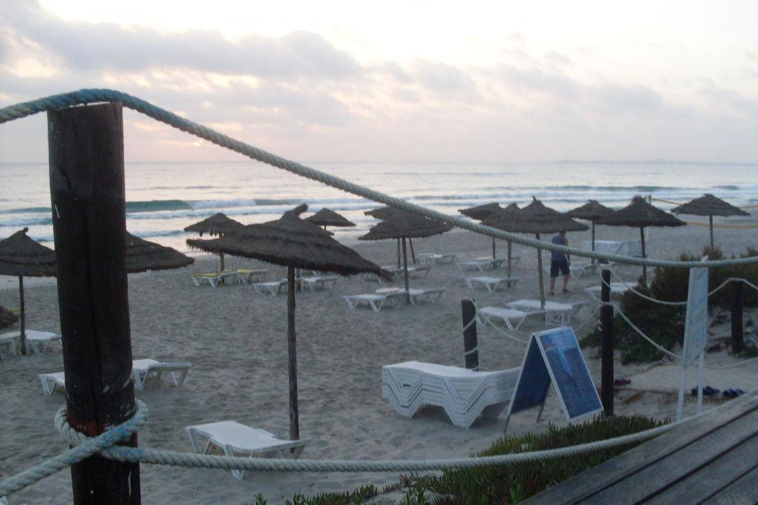Strand Hotel Thalassa Mahdia