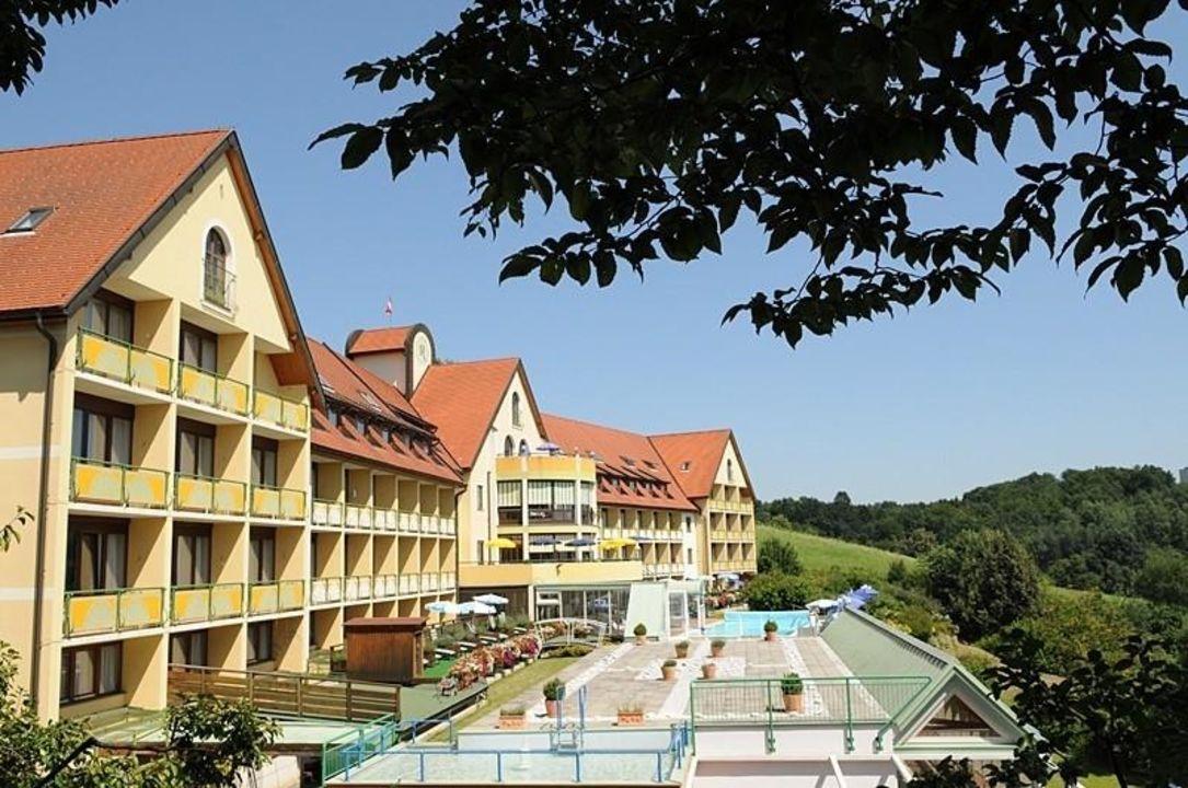 Bio-Thermenhotel Wilfinger in Bad Waltersdorf Bio Thermen Hotel Wilfinger