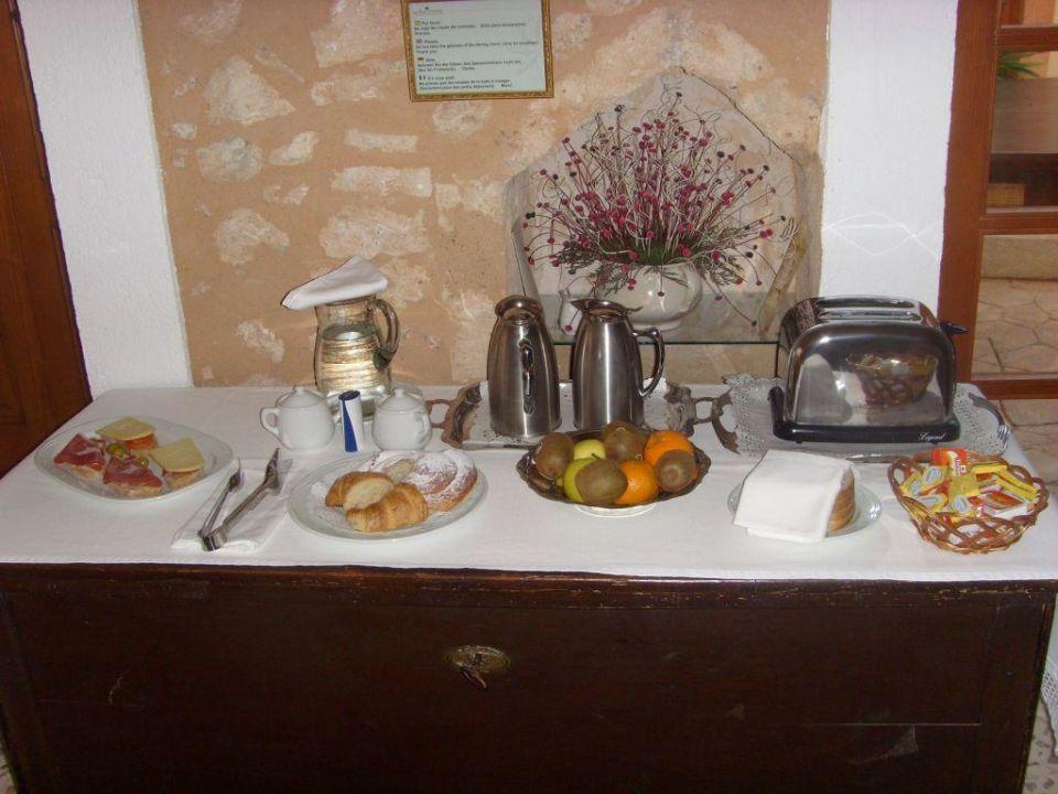 Frühstück Hotel Son Llorenc