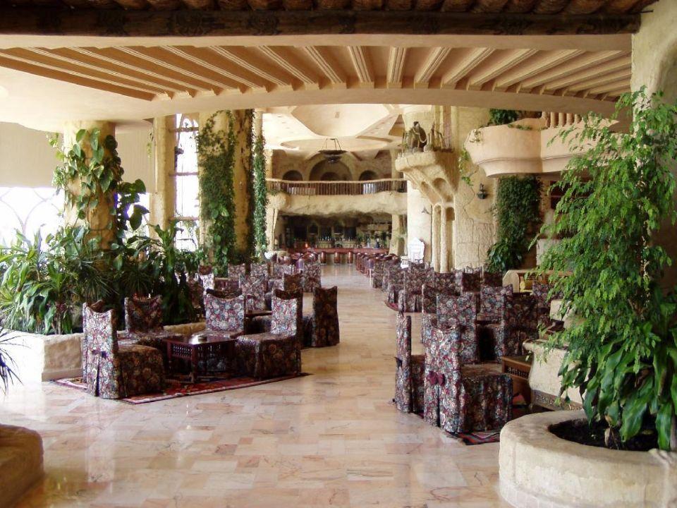 Ansicht Bar und Lobby Lella Baya Hotel Lella Baya & Thalasso