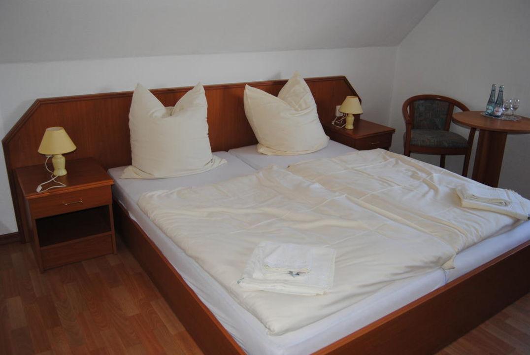 Doppelzimmer Gasthof Hoh-Wächter