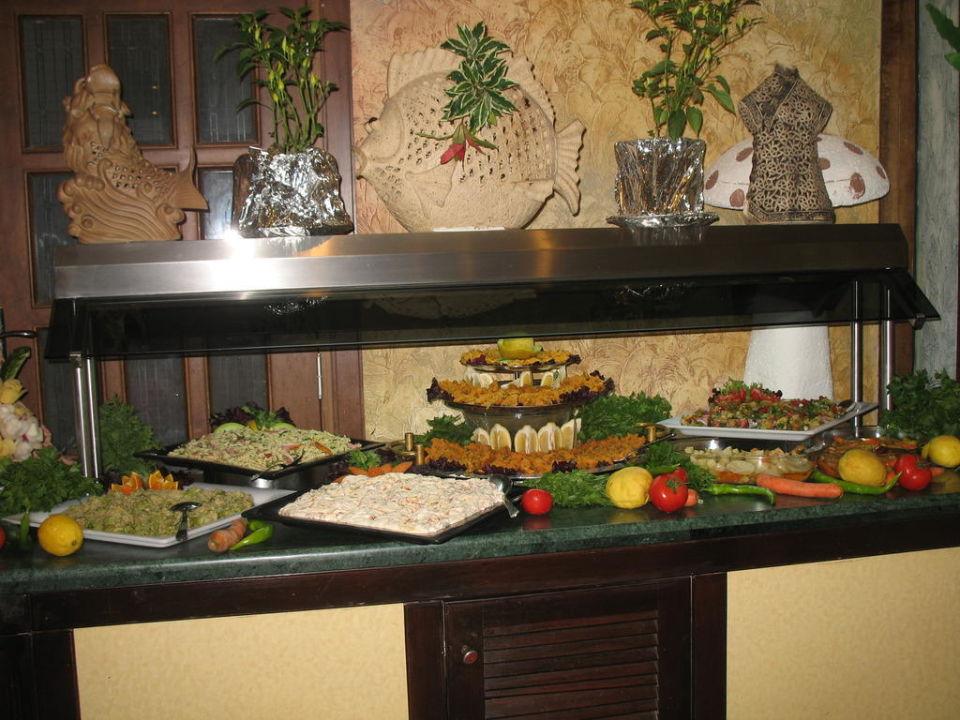Mittags-Büffet Larissa Stone Palace Resort