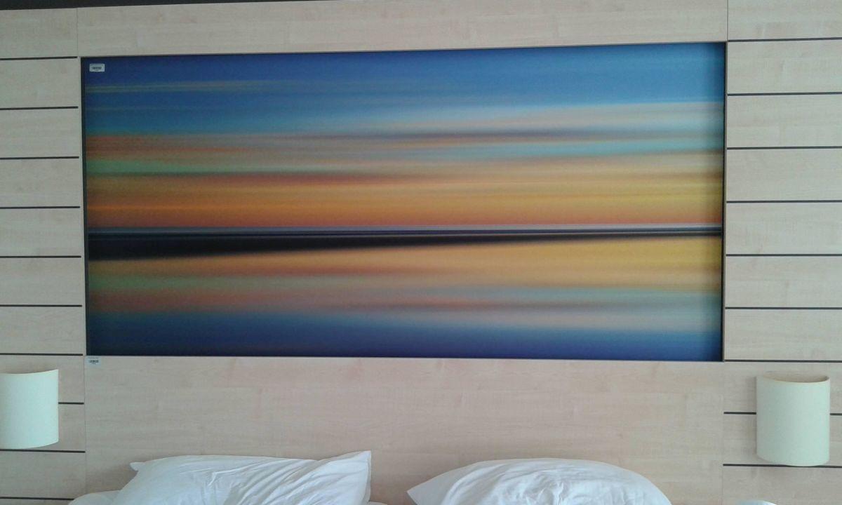 r ckwand vom bett remisens hotel excelsior lovran holidaycheck kvarner bucht kroatien. Black Bedroom Furniture Sets. Home Design Ideas