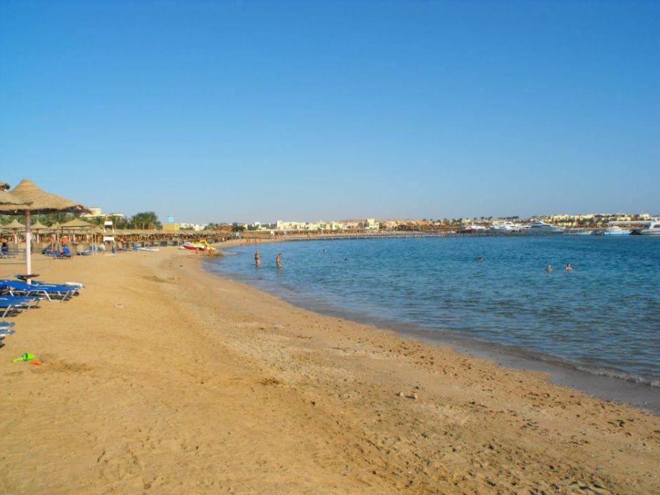 Plaża Jaz Makadi Oasis Club & Resort