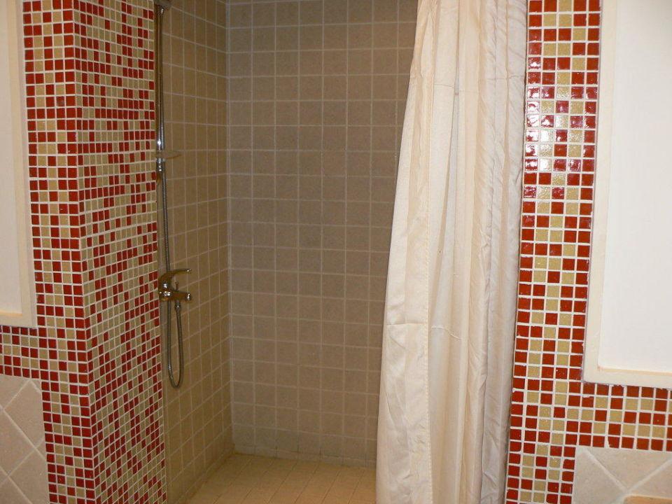 Appartement Dusche für Fußballteam Arena Inn Hotel, El Gouna
