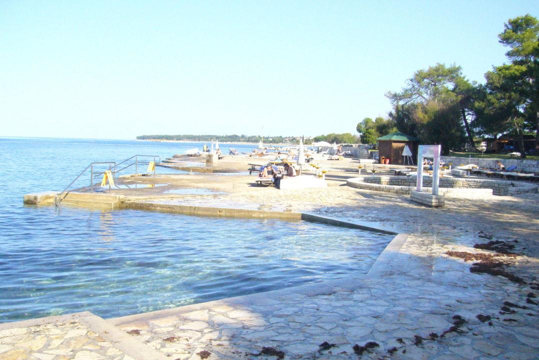 Hotel Melia Coral Umag Strand