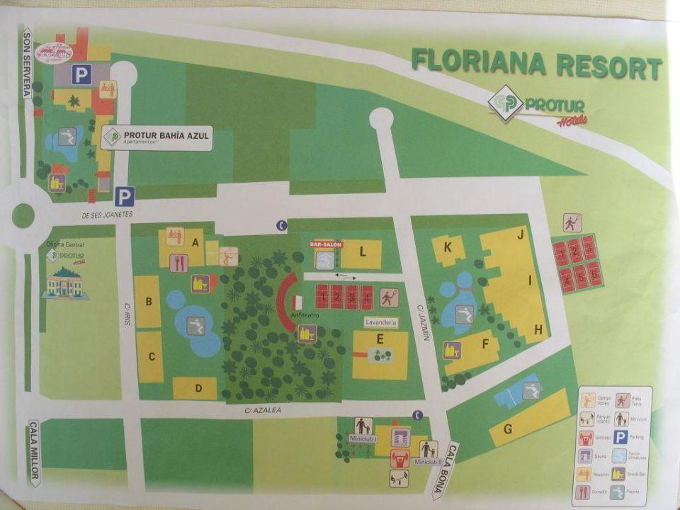 Quot Block 252 Bersicht Quot Protur Floriana Resort Aparthotel In Cala