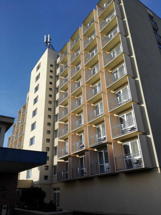 Außenansicht Premium Hotel Panorama