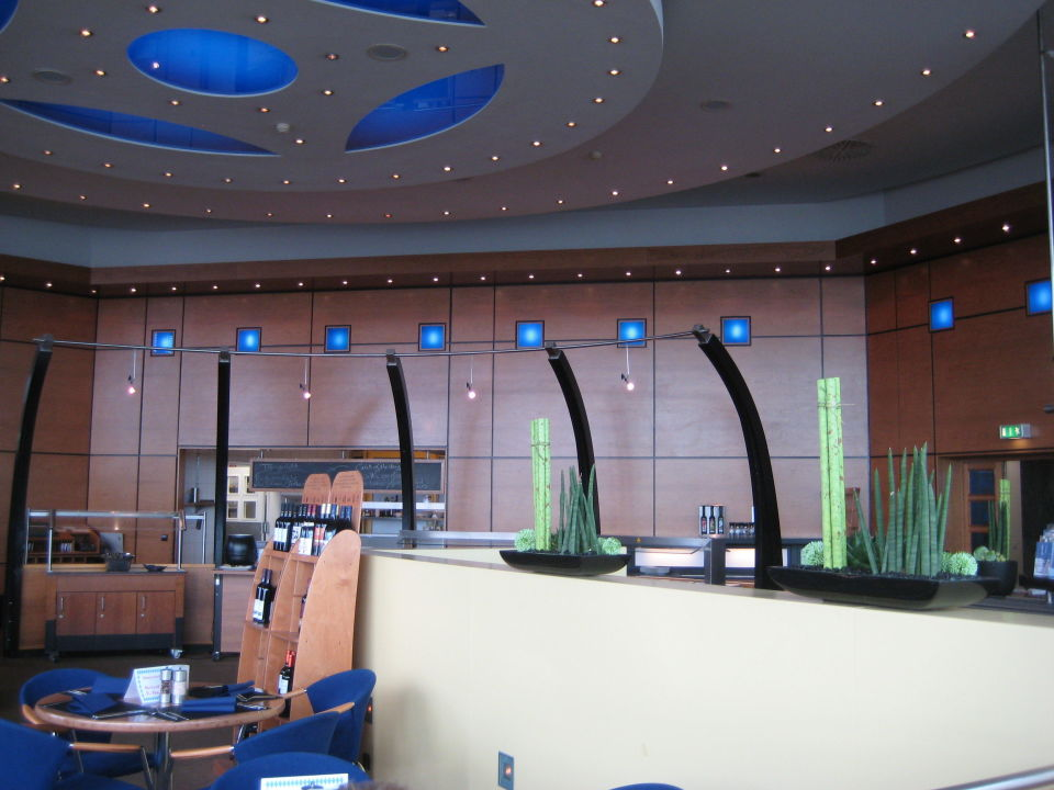 Atlantic Hotel Bremen Restaurant