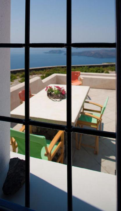 Rooms Aegagros Caldera Houses