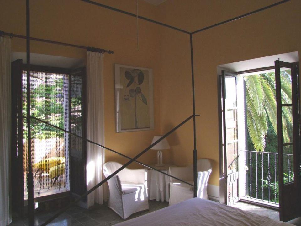 Sala Terraza Refugio Son Pons
