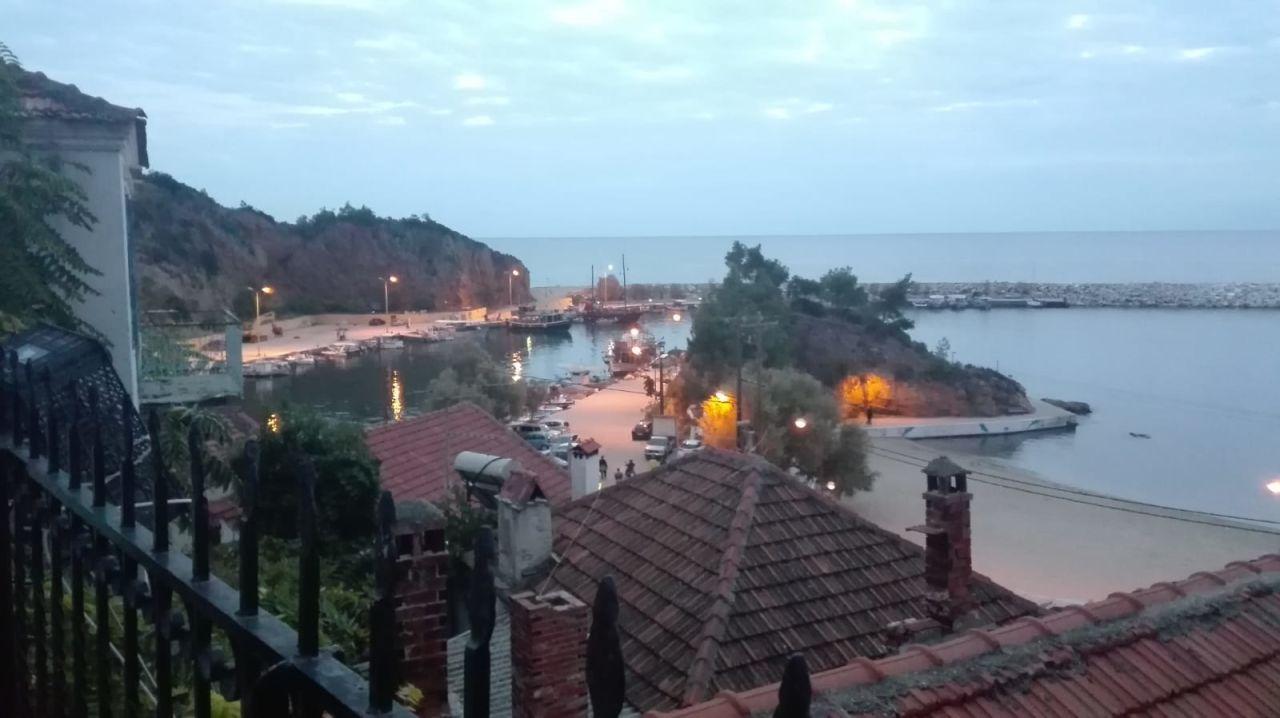 Ausblick Hotel Thalassies