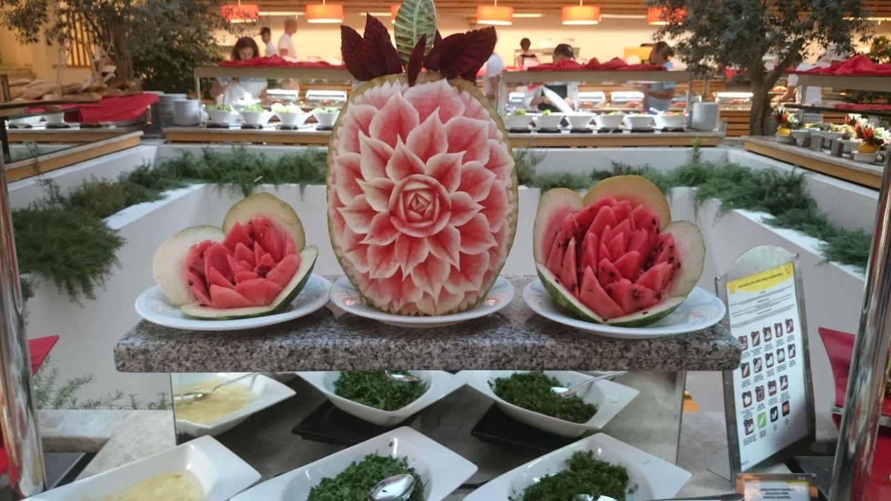 Essen Dekoration dekoration beim essen tui magic sarigerme sarigerme